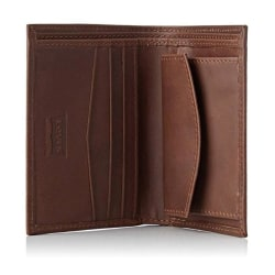 Levi's Casual Coin Wallet Bifold Brown N/A / Brown