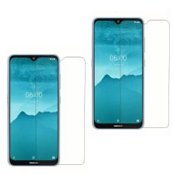 [2-Pack] Skärmskydd Nokia 7.2 & 6.2 - Härdat Glas Transparent