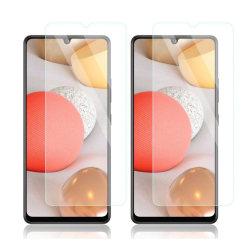 [2-Pack] Skärmskydd Samsung Galaxy A42 5G - Härdat Glas Transparent