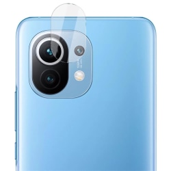 Linsskydd i härdat glas för Xiaomi Mi 11 Lite 5G/4G Transparent