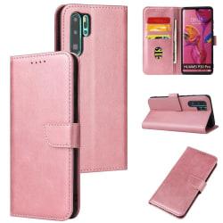 Huawei P30 Pro Plånboksfodral Rosa