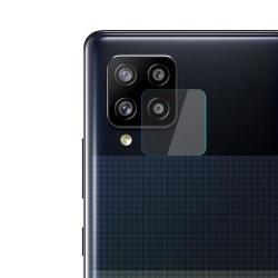 Samsung Galaxy A42 5G Linsskydd Härdat glas för Kamera Transparent