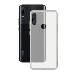 Huawei P Smart Z Silicone Case - Genomskinligt Silikonskal Transparent