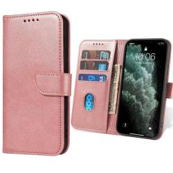 Xiaomi Redmi Note 8 Pro Plånboksfodral - Rosa Rosa