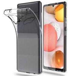 Samsung Galaxy A42 5G Genomskinligt Skal - Ultra-Slim Transparent