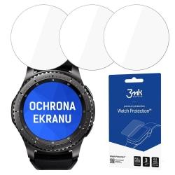 3MK 3-Pack Skydd Huawei Watch GT 2 46 mm Transparent