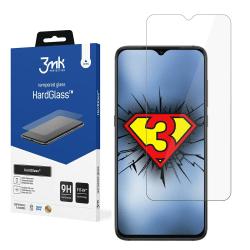 3MK™ HardGlass Skärmskydd Xiaomi Redmi 9 Transparent