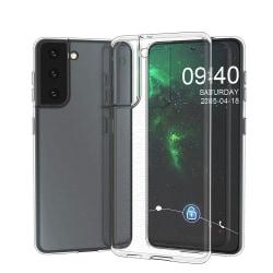Samsung Galaxy S21 Skal Transparent Transparent
