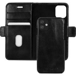 Dbramante1928 Lynge 2i1 Case iPhone 11 Pro Plånboksfodral Svart