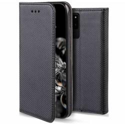 Motorola Moto G8 Power Fodral - Plånboksfodral Svart Svart