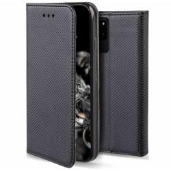 Huawei P30 Lite Fodral - Plånboksfodral Svart Svart