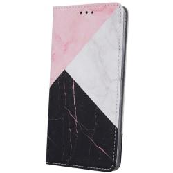 Samsung Galaxy A02s Flip Fodral Plånboksfodral Marmor multifärg