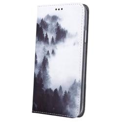 Xiaomi Redmi 9 Flip Fodral - Plånboksfodral Forest multifärg
