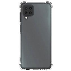Samsung Galaxy A12 Skal Extra Skydd Anti-Shock Transparent