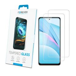2-Pack Forever™ Skärmskydd till Xiaomi Mi 10T Lite - Härdat Glas Transparent