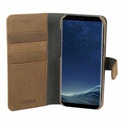 Champion 2 i 1 Wallet Samsung S8+ - Äkta läder