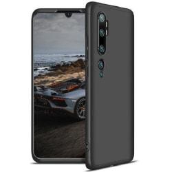 Skal till Xiaomi Mi Note 10/10 Pro Silikonskal Svart