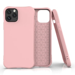 Silikonskal till iPhone 11 Pro Max - Rosa Rosa
