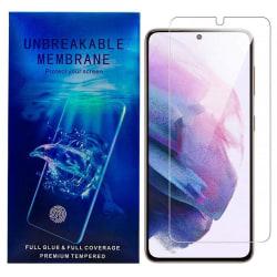 Samsung Galaxy S21 Ultra Skärmskydd - Oförstörbar Membran Transparent
