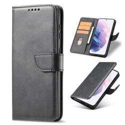 Samsung Galaxy A02s Plånboksfodral - Svart Svart