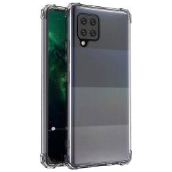 Samsung Galaxy A42 5G Skal Extra Skydd Anti-Shock Transparent
