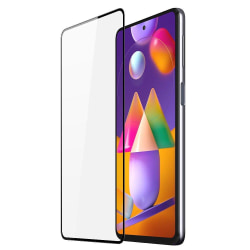 uSync® Skärmskydd Samsung Galaxy A02s Härdat Glas - Fullskärm  Transparent
