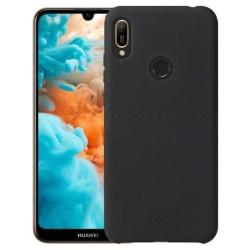 Huawei Y6 2019 Skal Black Matte TPU Svart