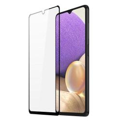 Samsung Galaxy A32 5G Skärmskydd Heltäckande Härdat Glas Transparent