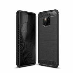 Huawei Mate 20 Pro Skal Anti-Impact Series - Svart Svart