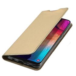 Huawei P smart 2019 Plånboksfodral Fodral - Guld