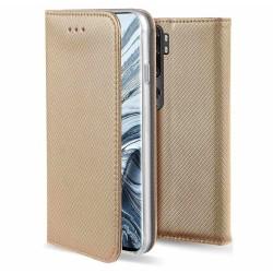 Huawei P Smart Z Flip Fodral Plånboksfodral Guld Guld