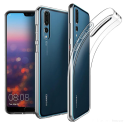 Huawei P30 Pro Skal Ultra-Slim Transparent TPU Transparent