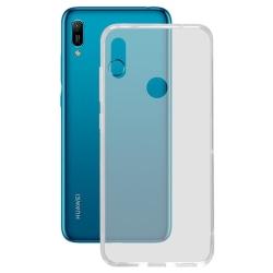 Huawei Y6 2019 Skal Slim Genomskinligt Skal Transparent