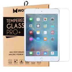 iPad Mini 5 2019 Skärmskydd Härdat Glas Premium Transparent