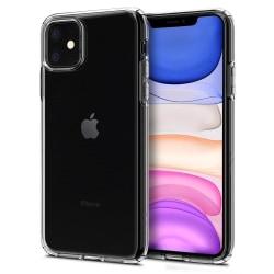iPhone 11 Skal Ultra-Slim Transparent TPU Transparent