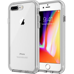 iPhone 8 Plus Ultra-Slim Genomskinligt Skal Transparent