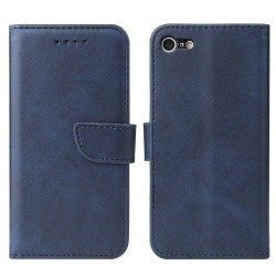 iPhone SE 2020/8/7 Plånboksfodral Blå