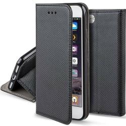 iPhone SE 2020/8/7 Plånboksfodral - Mobilfodral Svart Svart