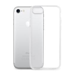 iPhone SE 2020 8/7 Ultra-Slim Genomskinligt Skal Transparent