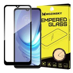 Motorola Moto G50 Skärmskydd Heltäckande Transparent
