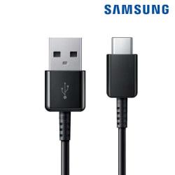 Original Samsung S20 Laddare USB-C USB-kabel 1.2m Svart
