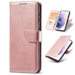 Samsung Galaxy A02s Plånboksfodral - Rosé Rosa