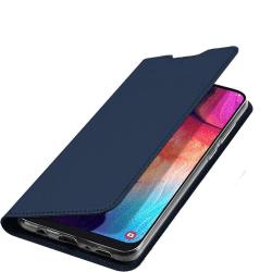 Samsung Galaxy A32 4G Plånboksfodral Fodral - Blå Blå
