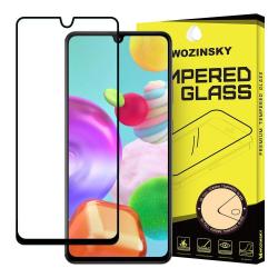 Samsung Galaxy A41 Härdat Glas Edge to Edge Transparent