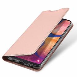 Samsung Galaxy A41  Plånboksfodral Fodral - Rose Rosa one size