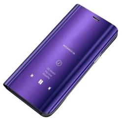 Samsung Galaxy A42 5G Smart View Fodral - Lila Lila