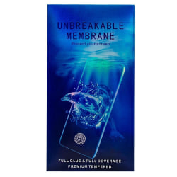 Samsung Galaxy Note 10 Lite Skärmskydd - Oförstörbar Membran Transparent