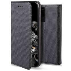 Samsung Galaxy S20 Plus Fodral - Plånboksfodral Svart Svart