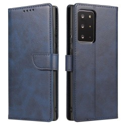 Samsung Galaxy S20 Plus Plånboksfodral - Navy Blue Blå