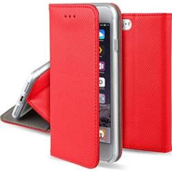 Samsung Galaxy Xcover 4/4s Fodral - Plånboksfodral Röd Röd